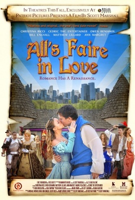 All's Faire in Love movie poster (2009) poster MOV_1be821b3