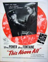 This Above All movie poster (1942) picture MOV_1be83a29