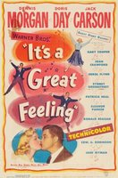 It's a Great Feeling movie poster (1949) picture MOV_1be83bb5