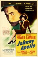 Johnny Apollo movie poster (1940) picture MOV_4bf47a1d