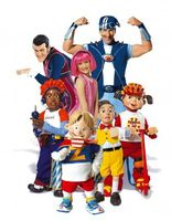 LazyTown movie poster (2004) picture MOV_72e36e6f