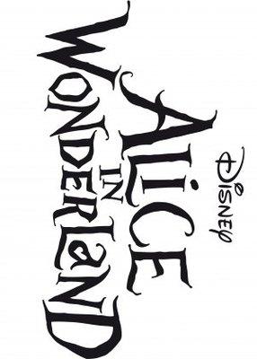 Alice in Wonderland movie poster (2010) poster MOV_1bf1c619