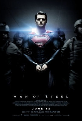 Man of Steel movie poster (2013) poster MOV_1bf4317d