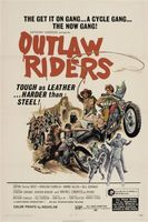 Outlaw Riders movie poster (1971) picture MOV_1bf5c308