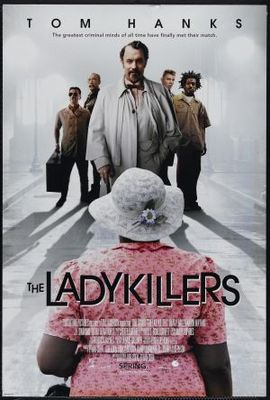 The Ladykillers movie poster (2004) poster MOV_1bf6135c