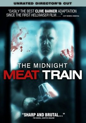 The Midnight Meat Train movie poster (2008) poster MOV_1bfb62ce