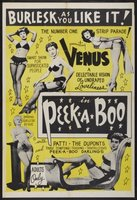 Peek a Boo movie poster (1953) picture MOV_1bfe8b83