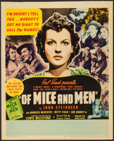 Of Mice and Men movie poster (1939) picture MOV_1bjf4sjp