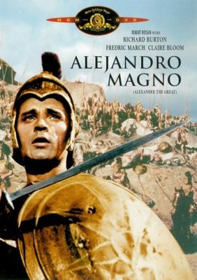 Alexander the Great movie poster (1956) poster MOV_1c008ed2
