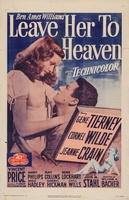 Leave Her to Heaven movie poster (1945) picture MOV_1c04442c