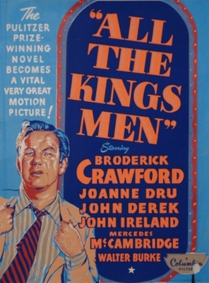 All the King's Men movie poster (1949) poster MOV_1c0ff6cd
