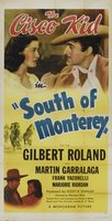 South of Monterey movie poster (1946) picture MOV_1c10dce0