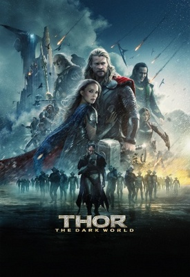 Thor: The Dark World movie poster (2013) poster MOV_1c1782e8