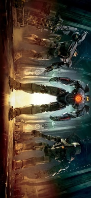 Pacific Rim movie poster (2013) poster MOV_1c1ca0bd