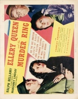 Ellery Queen and the Murder Ring movie poster (1941) picture MOV_1c2af530