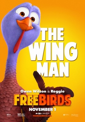 Free Birds movie poster (2013) poster MOV_1c2d8fa3