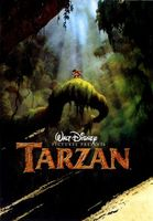 Tarzan movie poster (1999) picture MOV_1c2f85d5