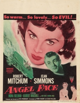 Angel Face movie poster (1952) poster MOV_1c30163c