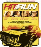 Hit and Run movie poster (2012) picture MOV_1c39c9bb