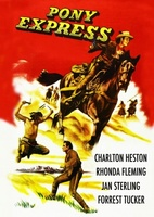 Pony Express movie poster (1953) picture MOV_1c3a52de