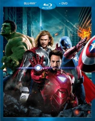 The Avengers movie poster (2012) poster MOV_1c3d4cee