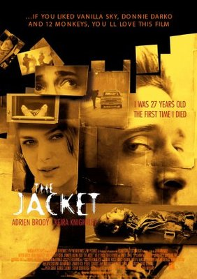 The Jacket movie poster (2005) poster MOV_1c3f3465