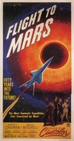 Flight to Mars movie poster (1951) picture MOV_1c42a045