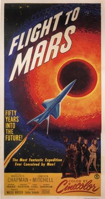 Flight to Mars movie poster (1951) poster MOV_1c42a045