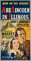 Abe Lincoln in Illinois movie poster (1940) picture MOV_1c47d3b7