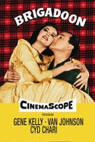 Brigadoon movie poster (1954) picture MOV_1c47d7ba
