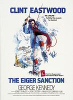 The Eiger Sanction movie poster (1975) picture MOV_81c19cb5