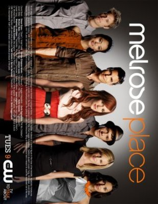 Melrose Place movie poster (2009) poster MOV_1c485e62