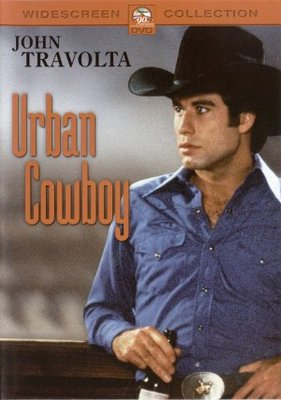 Urban Cowboy movie poster (1980) poster MOV_1c4a1e03