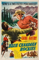 Blue Canadian Rockies movie poster (1952) picture MOV_1442797a