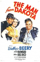 The Man from Dakota movie poster (1940) picture MOV_1c507651