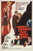 Twenty Plus Two movie poster (1961) picture MOV_1c5c88d1