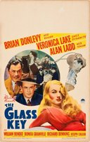 The Glass Key movie poster (1942) picture MOV_1c5cd02d
