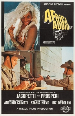 Africa addio movie poster (1966) poster MOV_1c5f232b