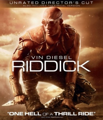 Riddick movie poster (2013) poster MOV_1c6253f1