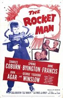The Rocket Man movie poster (1954) picture MOV_c9af879d