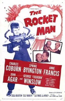 The Rocket Man movie poster (1954) poster MOV_1c6bc708