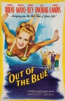 Out of the Blue movie poster (1947) picture MOV_1c6c7754