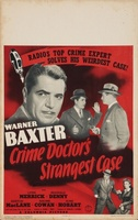 Crime Doctor's Strangest Case movie poster (1943) picture MOV_1c6e11aa