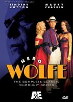 A Nero Wolfe Mystery movie poster (2001) picture MOV_1c6e8541