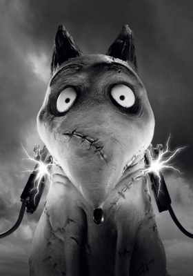 Frankenweenie movie poster (2012) poster MOV_1c718b0d