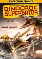 Dinocroc vs. Supergator movie poster (2010) picture MOV_1c7db87d
