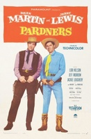 Pardners movie poster (1956) picture MOV_1c8d8cd8