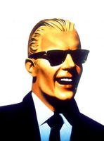 Max Headroom movie poster (1987) picture MOV_1c8fbedc
