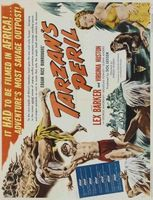 Tarzan's Peril movie poster (1951) picture MOV_1c93680f