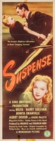 Suspense movie poster (1946) picture MOV_1c93c893